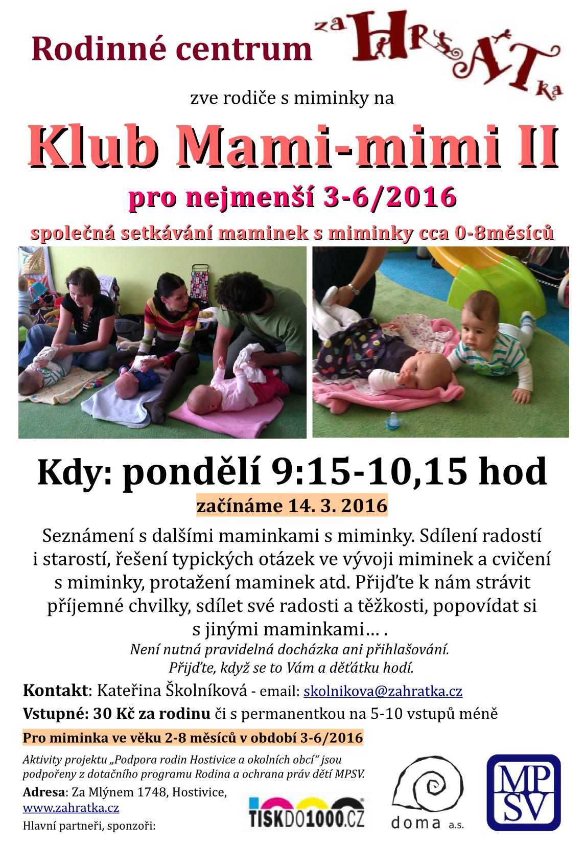 klub mami-mimi 3-6  2016