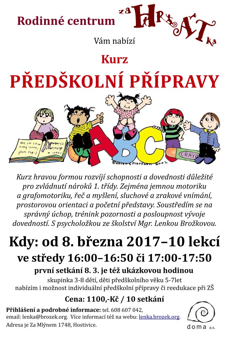 Předškoláček leták 2017-03