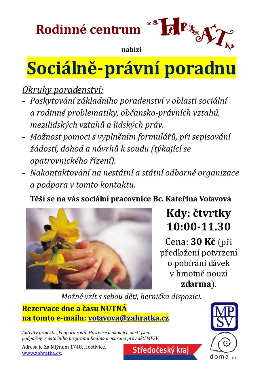 poradna sociálně právní 2017