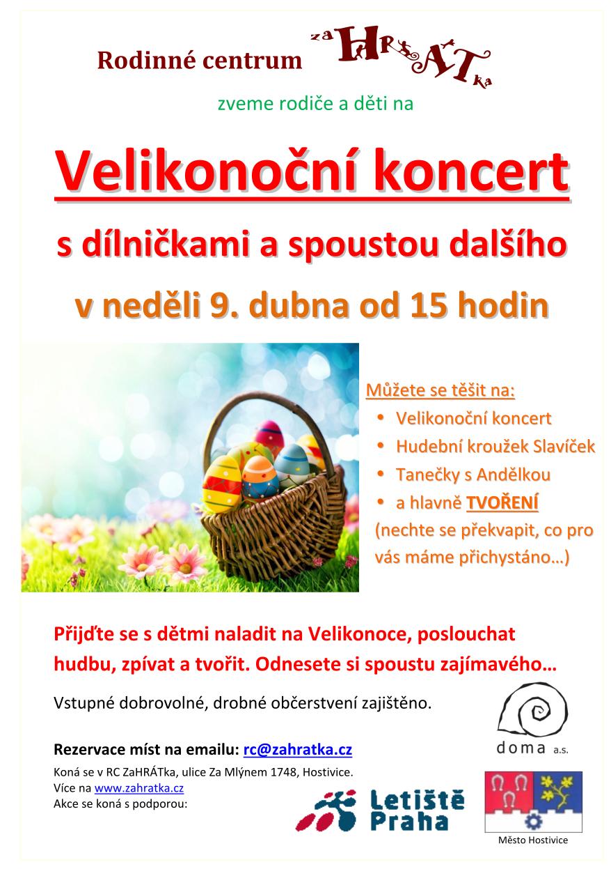 10e8ff48954 Velikonoční koncert 9.4.17 – ZaHRÁTka
