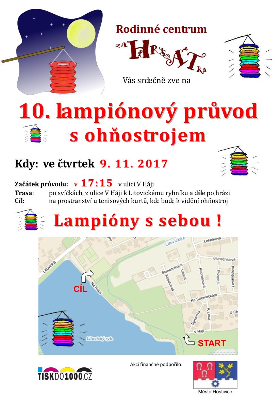 Lampionovy pruvod 2017 2