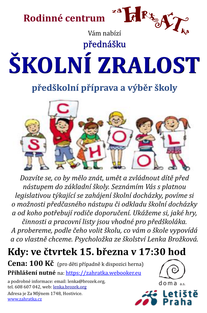 Školní zralost 2018-03